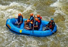 RAFTING IN GOA