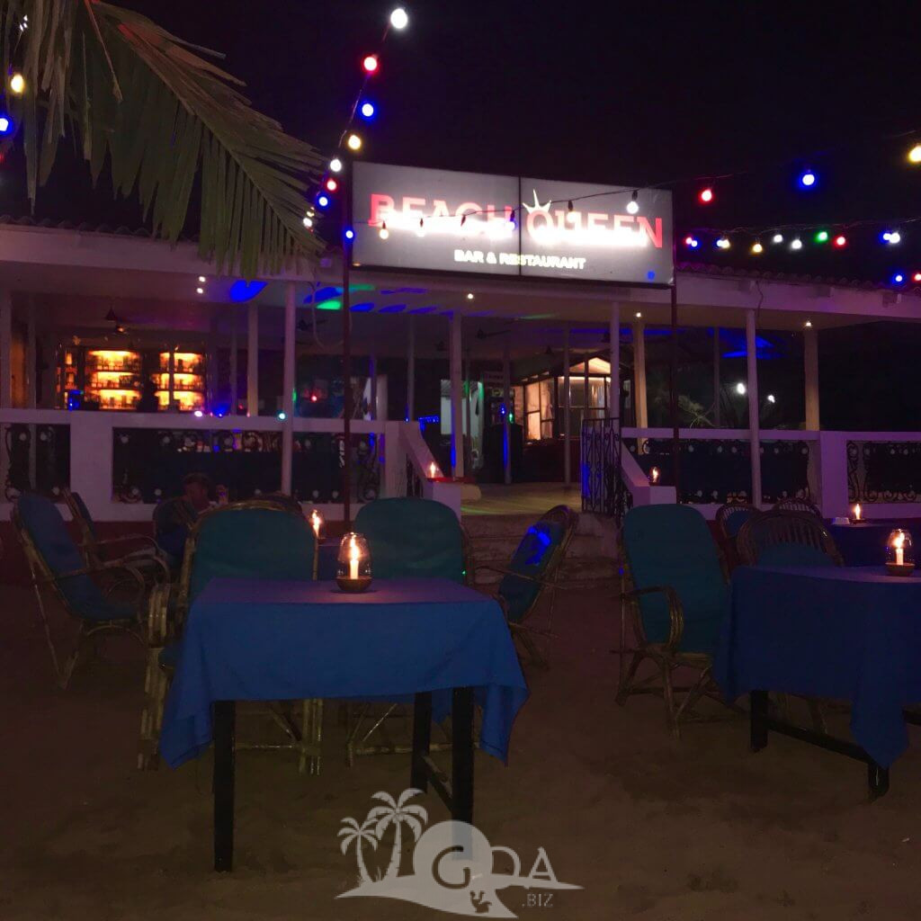 Beach Queen Restaurant