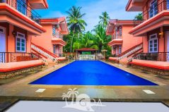 Calangute Resort Tio Goa