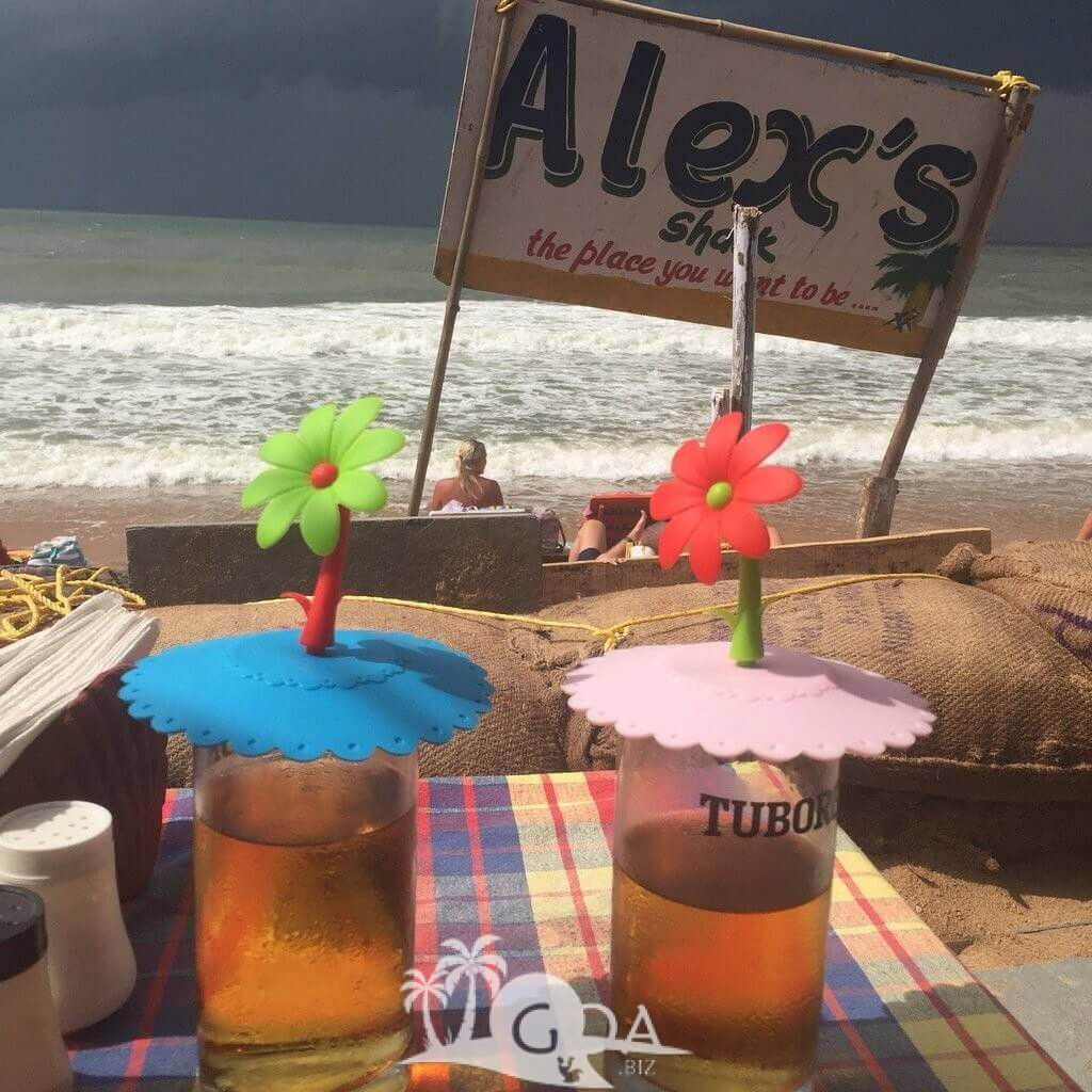 Alex Beach Shack Goa