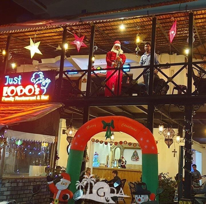 Just Lobo's Family Restaurant And Bar Goa