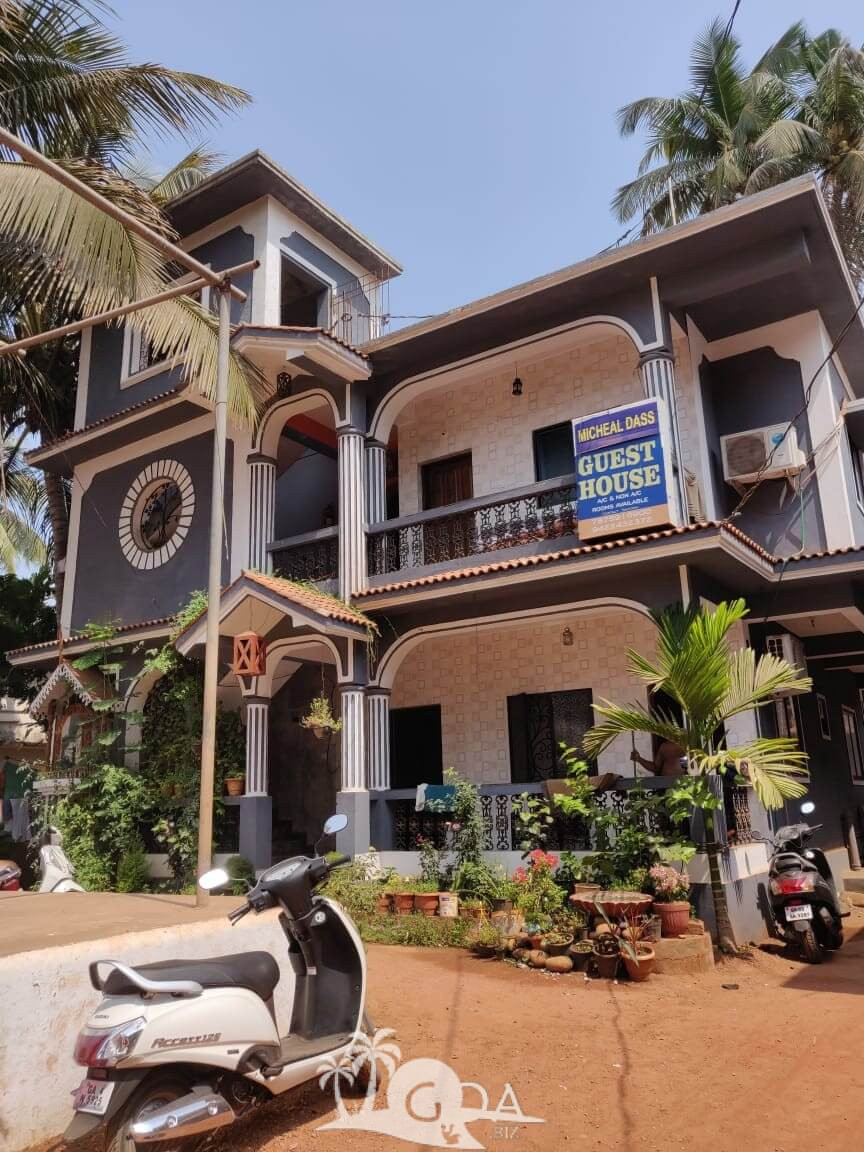 Michael Dass Guest House Goa