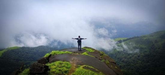 Monsoon trekking in Goa