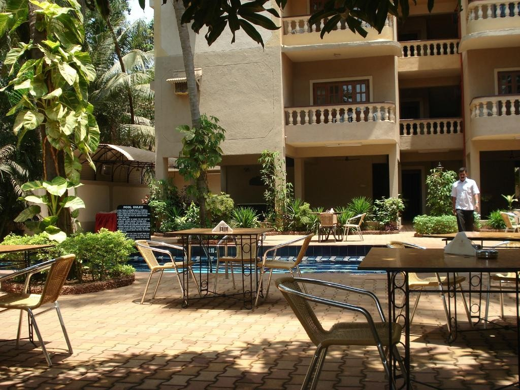 Sodder's Gloria Anne Resort Goa