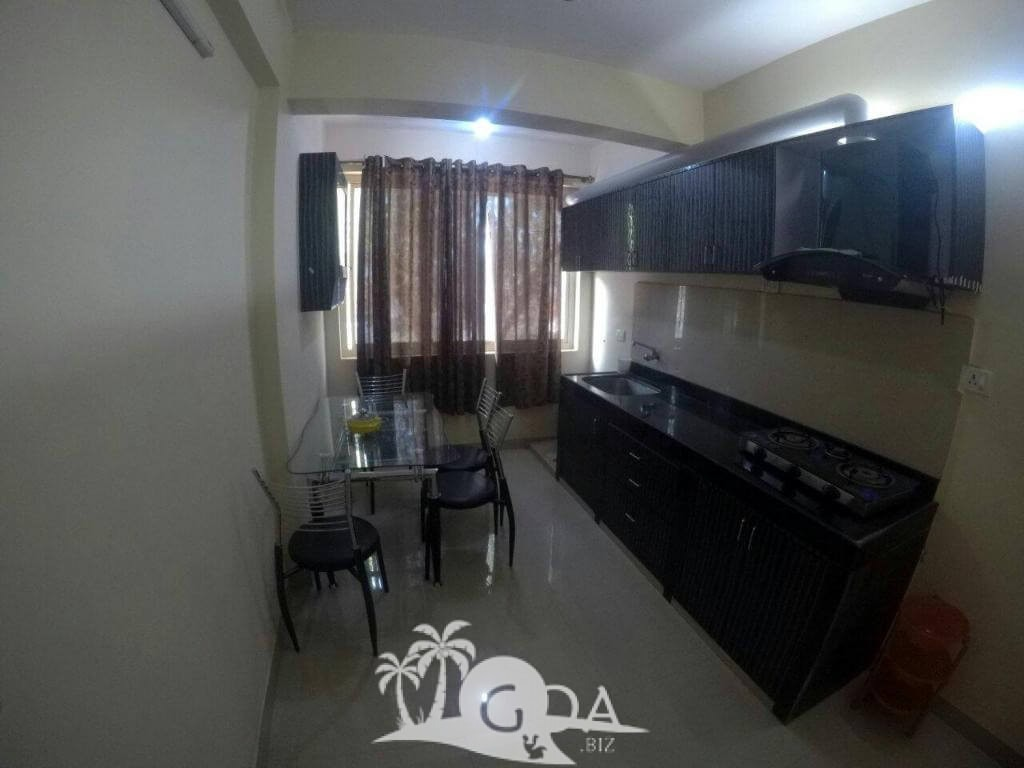 2bhk Apartment Saldanha Calangute