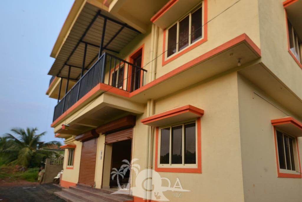 Well-Equipped 1BHK Home in Arambol Goa
