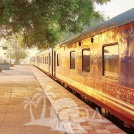 Luxury Train – Deccan Odyssey – Maharashtra Splendour