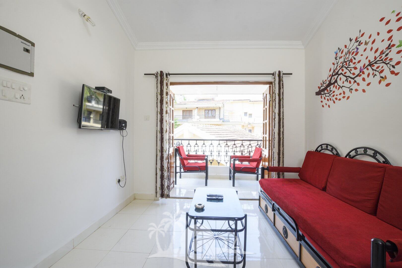 Friendly Apartment Calangute