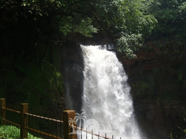 2. Arvalem Waterfalls