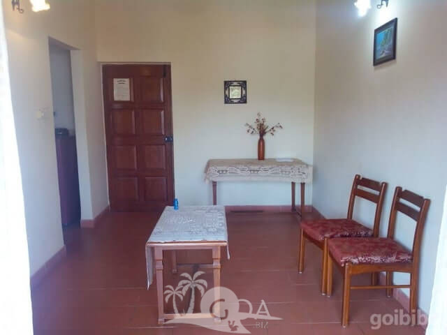 Private Apartment Calangute