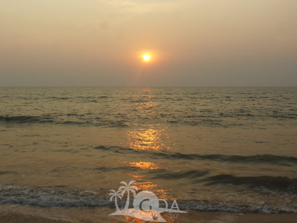 Sunrise Goa