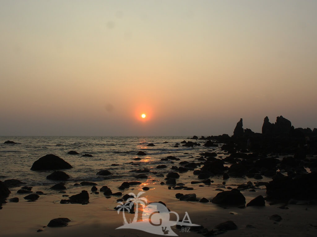 Sunset Goa