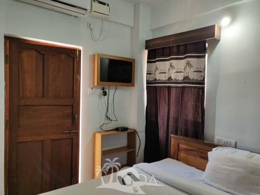 Mehar Rooms Baga